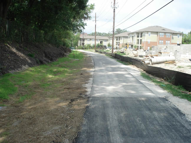 Depot Rail Trail Improvements