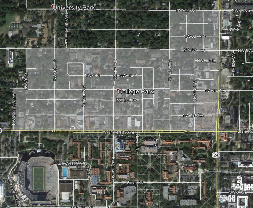 College Park Neighborhood Improvements