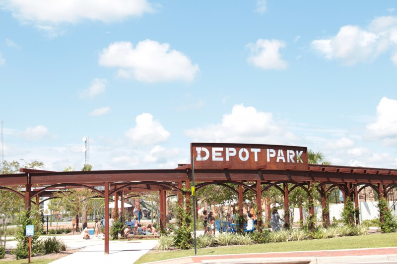 "Depot Park on ""CitiesSpeak"""