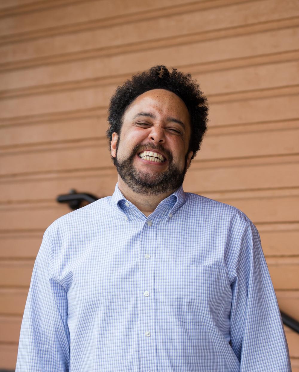 Nigel Hamm - Program and Event Coordinator