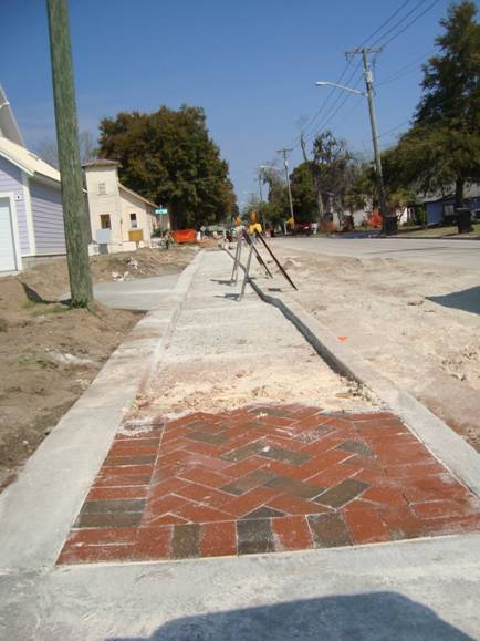 Porter's SW 3rd Street Improvements