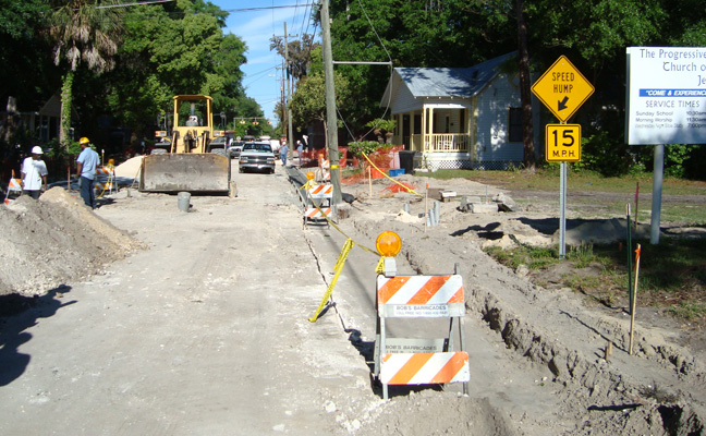 NW 5th Avenue Streetscape Project Phase II