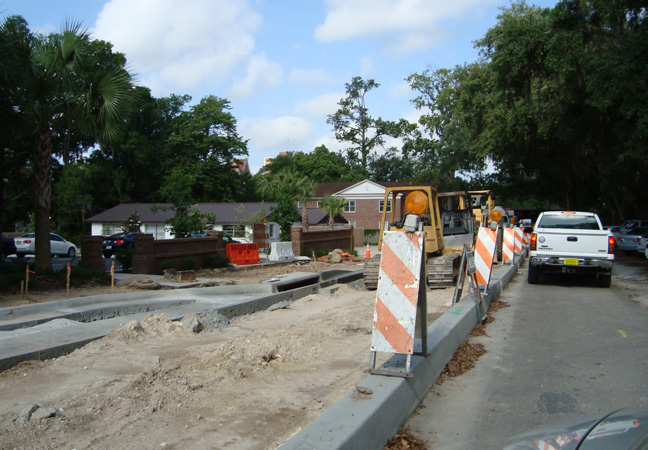 SW 7th Ave Reconstruction Project