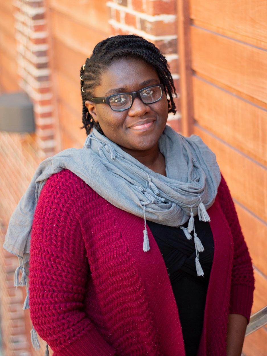 Neisha Pierre - Staff Specialist
