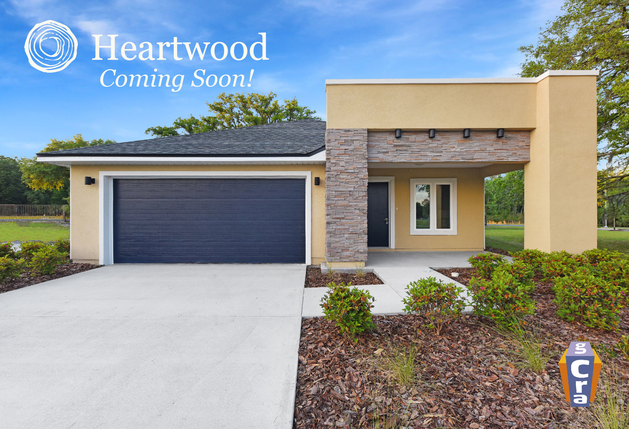 Heartwood Neighborhood's Model Home Completed, Sales Day Announced