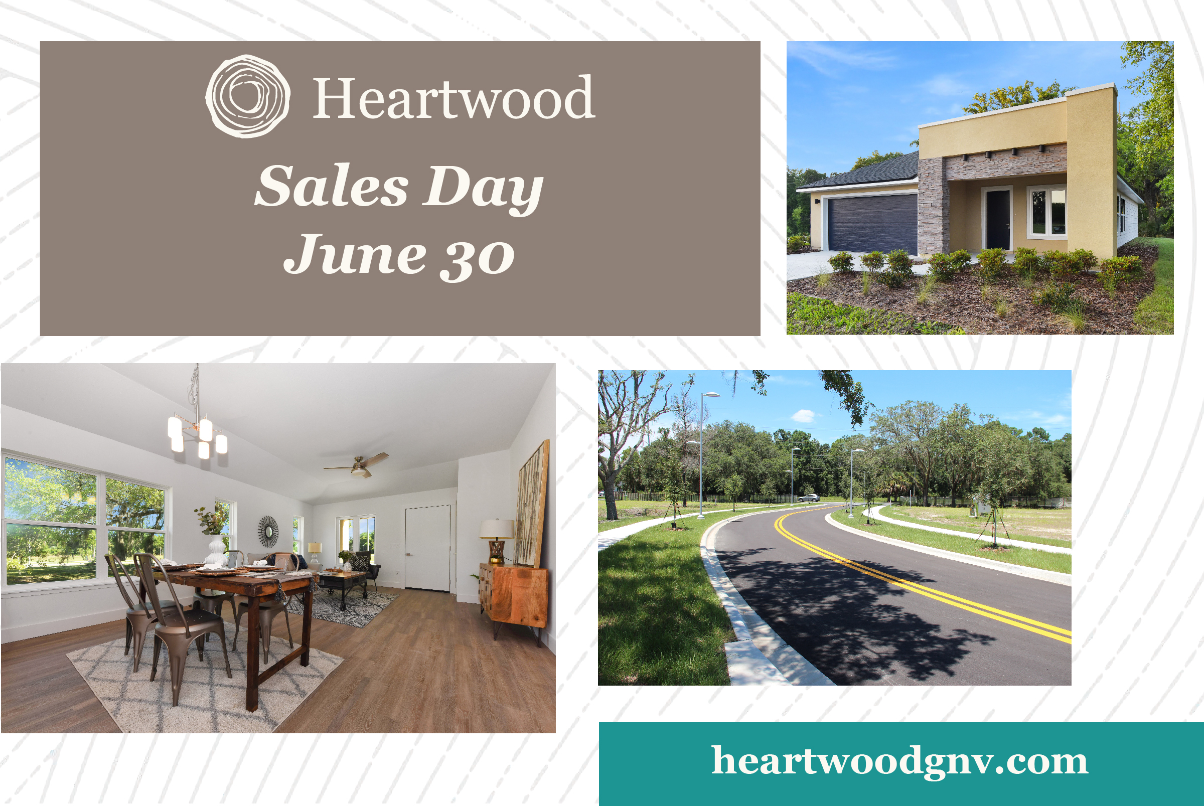 Heartwood Sales Day is June 30
